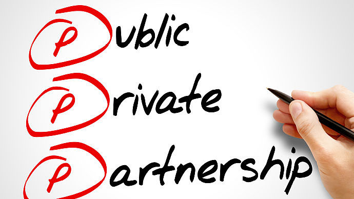 Drei Ps: Public Private Partnership